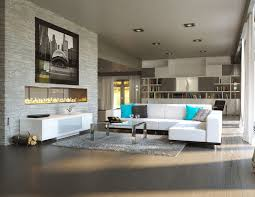 White Contemporary Sofa by Contemporary White Epopee Tv Stand With Storage Space