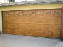 modern wood garage doors home decor image wooden garage doors