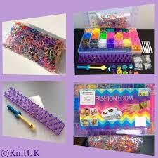bracelet rubber bands maker images Shop for loom band purple rubber band loom bracelet maker kit jpg
