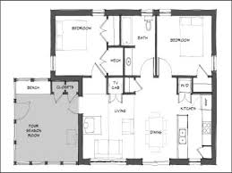 mini home floor plans canada