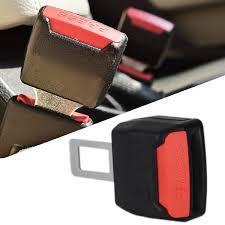 clip ceinture siege auto noir universel clip boucle ceinture sécurité extension siège voiture