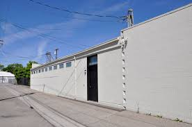 burbank industrial building parson architecture