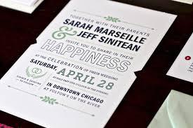 invitations for wedding modern wedding invites iidaemilia