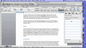 Best Resume App For Mac 2016 by Create A Bibliography In Word 2011 For Mac Youtube