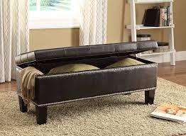 Bench Ottoman With Storage by Amazon Com Homelegance 4602pu Lift Top Storage Bench Ottoman Bi