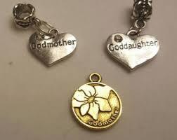 Goddaughter Charm God Daughter