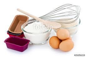 ustensile de cuisine patisserie ingrédients et ustensiles pour pâtisserie photo libre de droits
