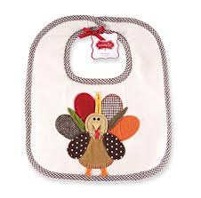 thanksgiving bib mud pie unisex baby newborn turkey bib multi 0 24