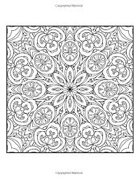 pattern coloring pages for adults 497 best mandala u0027s images on pinterest mandalas drawings and