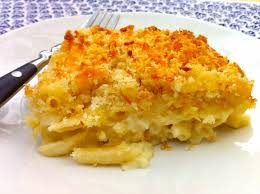 classic crispy top macaroni and cheese the avenue kitchen