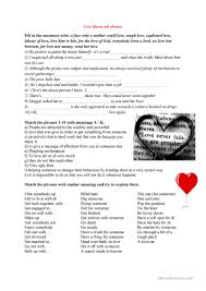 Coordinating And Subordinating Conjunctions Worksheets 58 Free Esl Relationships Worksheets