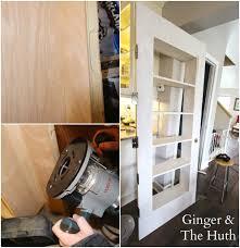 Diy Door Frame by Diy Bookshelf Door