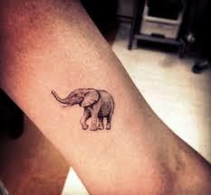 elephant tattoos tattoofanblog