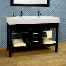 Double Trough Sink Bathroom Fabulous Double Trough Sink Bathroom Vanity For Interior Design