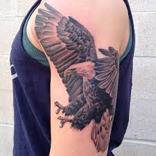of eagle tattoos