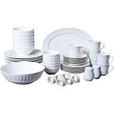 gibson home regalia 46 dinnerware and serveware set