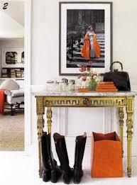 Tangerine Home Decor Lush Fab Glam Blogazine Citrus Orange And Tangerine Home Decor