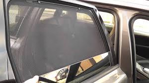 rear window blinds salluma