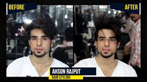 haircut deals lahore ahson rajput at cosmo lahore grooming and hair salon for men