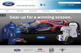 nascar fan online store ford performance merchandise websites