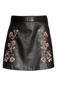 black roses for sale embroidered skirt black roses sale h m us