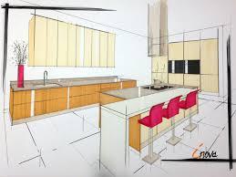 cuisine en couleur inova perspective cuisine en couleur cuisines inovconception