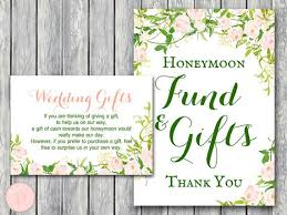honeymoon fund bridal shower die besten 25 honeymoon fund wedding gifts ideen auf