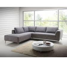 vente canapé d angle générique canapé d angle moon tissu gris narbonne angle à droite