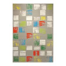 teppich für jugendzimmer cuadros grau kinderteppich esprit esp 8024 02 kinderzimmerthemen