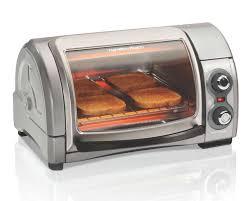 Toaster India Hamilton Beach Easy Reach 4 Slice Toaster Oven