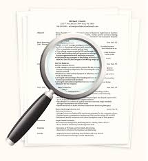 Resume Work History Examples by History Of Resume