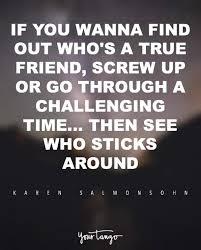 True Friend Meme - 25 true friend quotes sayings images photos quotesbae