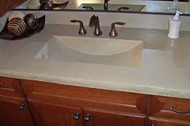 Solid Surface Bathroom Countertops by Bathroom Home Countertops Sinks European Style Soapstone Tile