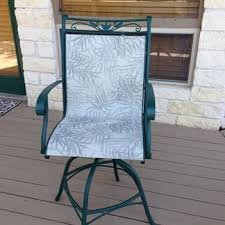 Patio Chair Replacement Slings Outdoor Fabric Sling Replacements In Texas