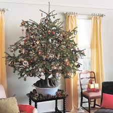 pinecone christmas tree martha stewart