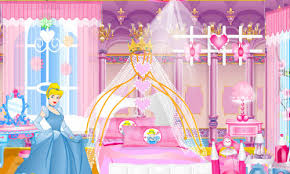 princess home decoration games disney princess room decoration