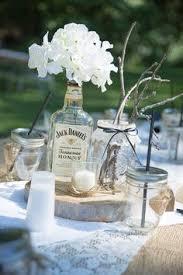Camo Wedding Centerpieces by Whiskey Bottle Centerpiece Rustic Wedding Decor Stuff