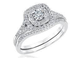 white gold wedding rings for women cheap white gold wedding ring sets for women
