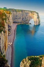sea cliffs normandy top 10 amazing places to visit before