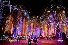 Garvan Gardens Christmas Lights Christmas At The Gardens Makati City Philippines And City