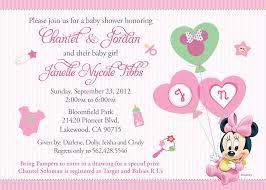 Baby Shower Invitation Card Sample Card Baby Shower Invitation Card Template