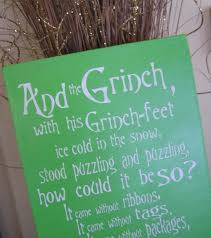grinch sign the grinch christmas decor christmas gift grinch