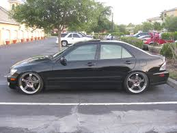 lexus is300 19 inch rims fl 19inch racinghart cp f tuners staggered isuxels wheels
