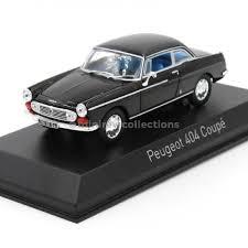 peugeot 404 coupe norev 474431 peugeot 404 coupé 1967 noir achat vente