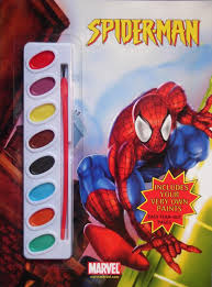 spiderfan org comics spider man color activity paradise