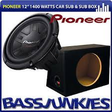 pioneer photo box pioneer ts w311d4 12 1400 watts dvc car subwoofer mdf sub bass