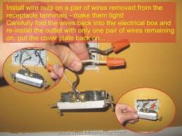 gfci outlet installation how to in 4 easy steps u2013 checkthishouse