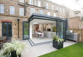 Kitchen Conservatory Ideas by Ground Floor Flat Rear Extension Project Architect Your Home