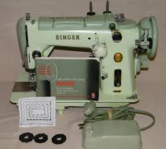 ca1960 singer 319w sewing machine sn 1695446 cas sewing and