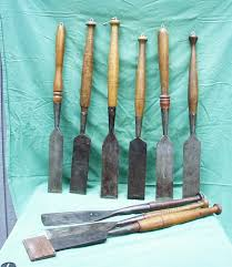Used Woodworking Machinery For Sale In Germany by Patented Antiques Com Antique Chisels Gouges Slicks Carving Tools